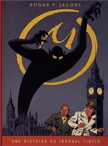 9782870971888: Les aventures de Blake et Mortimer, Tome 6 : La marque jaune : Une histoire du journal Tintin