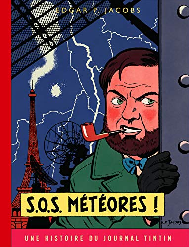 9782870971949: Blake et Mortimer T8 Sos Meteores Version Journal Tintin