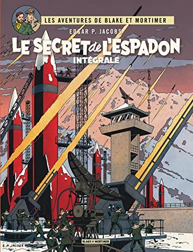 9782870971970: Les aventures de Blake et Mortimer / Le secret de l'Espadon : intégrale