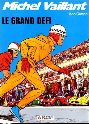 9782870980163: Michel Vaillant, tome 1 : Le grand d�fi
