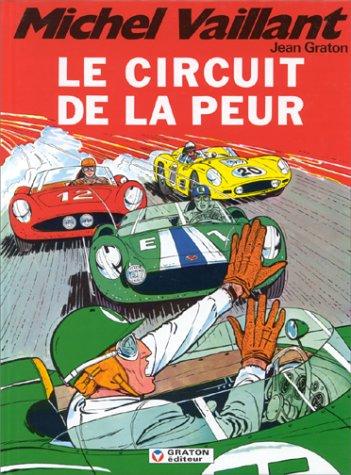 9782870980187: Michel Vaillant, tome 3 : Le circuit de la peur