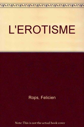 9782871061076: L'Erotisme