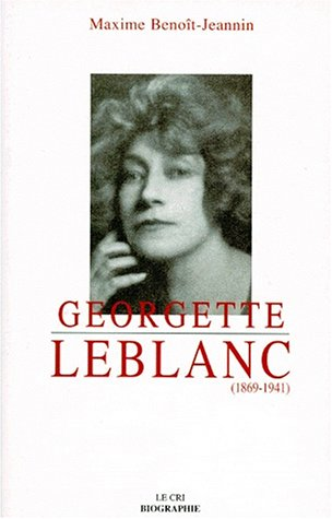 9782871061977: GEORGETTE LEBLANC (1869-1941)
