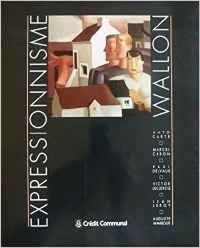 9782871140979: L'EXRESSIONNISME WALLON