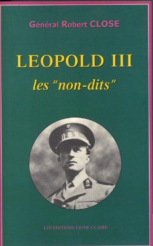 9782871150114: Leopold III: les