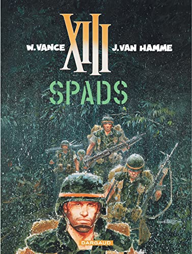 XIII, tome 4, Spads (2871290237) by Jean Van Hamme; William Vance