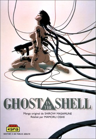 9782871291244: Ghost in the shell (One Shot)