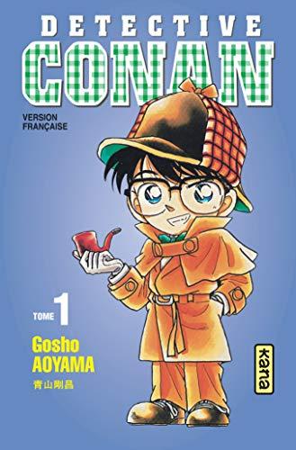 9782871291282: D�tective Conan, tome 1