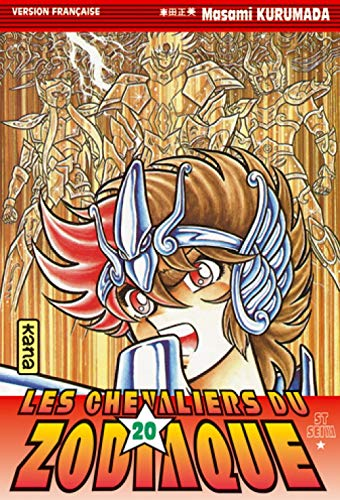 9782871292012: Les Chevaliers du Zodiaque : St Seiya, tome 20