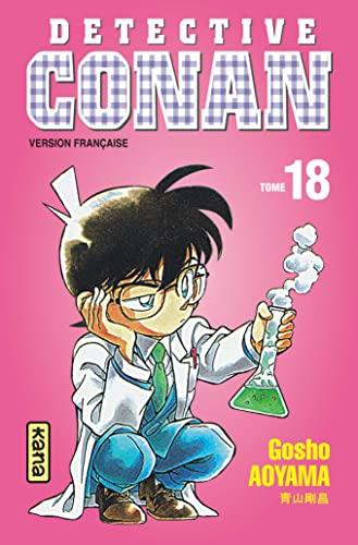 9782871292128: Détective Conan, tome 18