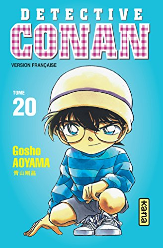 9782871292142: Détective Conan, tome 20