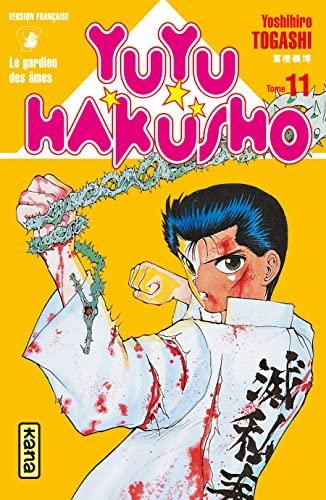 9782871292159: Yuyu Hakusho : Le Gardien des âmes, tome 11