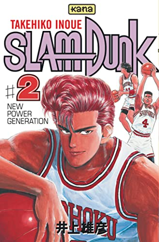 SlamDunk. Tome 2, New power generation: Inoué, Takehiko