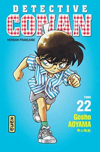 9782871292586: D�tective Conan, tome 22
