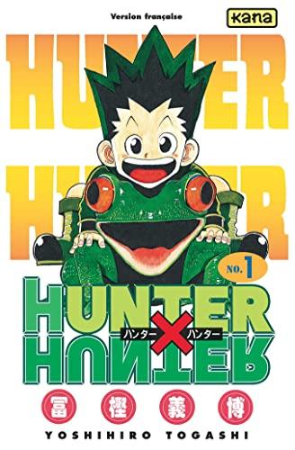 9782871292661: Hunter X Hunter, tome 1