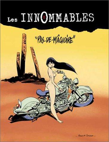 9782871292852: Les Innommables, tome 8 : Pas-de-mâchoire