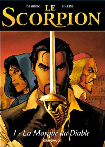 9782871293019: Le Scorpion, tome 1 : La Marque du Diable