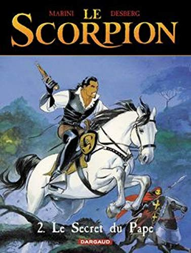 9782871293521: Le Scorpion, tome 2 : Le Secret du Pape