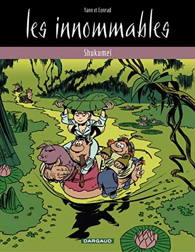 9782871293804: Les Innomables, tome 1 : Shukumeï