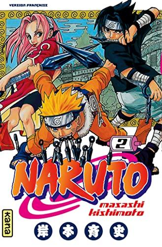 9782871294177: Naruto, tome 2
