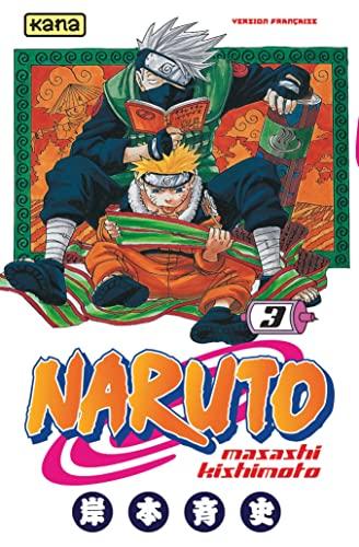 9782871294276: Naruto, tome 3