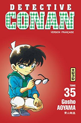 9782871295266: Détective Conan, tome 35