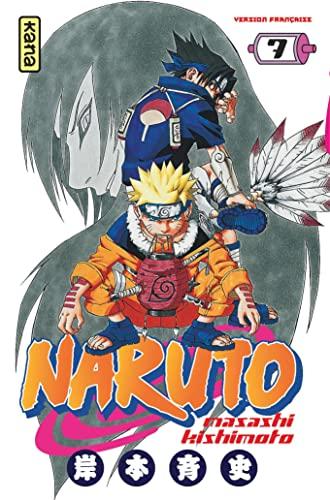 9782871295358: Naruto, tome 7