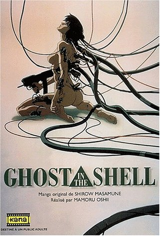9782871295754: Ghost in the shell
