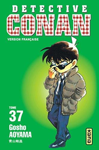 9782871295976: Détective Conan, tome 37