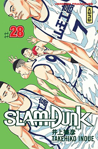 9782871296270: Slam Dunk, tome 28