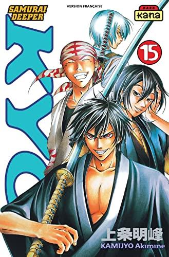 9782871296317 Samurai Deeper Kyo Tome 15 Abebooks