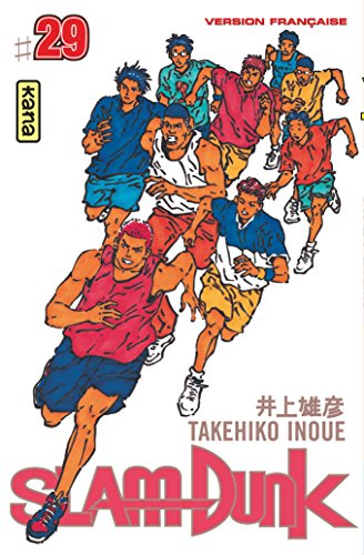 9782871296379: Slam Dunk, tome 29