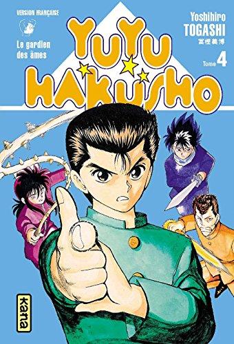 9782871296966: Yuyu Hakusho, Tome 4 (French Edition)