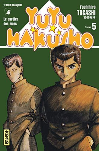 9782871296973: Yuyu Hakusho, Tome 5 (French Edition)