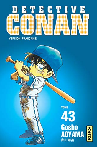 9782871297345: Détective Conan, Tome 43 (French Edition)