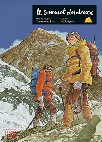 9782871297802: Le sommet des dieux, Tome 5 (French Edition)