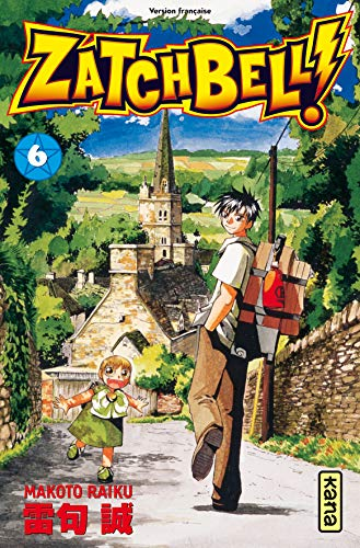 9782871298489: Zatchbell !, Tome 6 (French Edition)