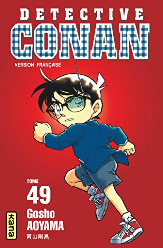 9782871298885: Détective Conan, Tome 49 (French Edition)