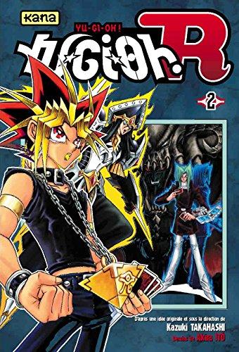 Yu-Gi-Oh ! R, Tome 2: Kazuki Takahashi