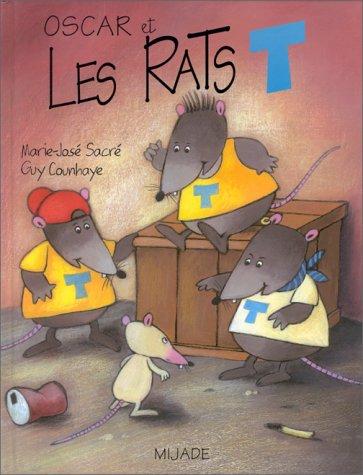 9782871420767: Oscar et les rats T