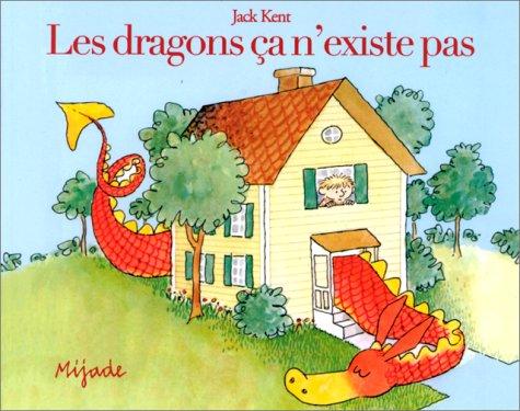 9782871421276: Les dragons ça n'existe pas