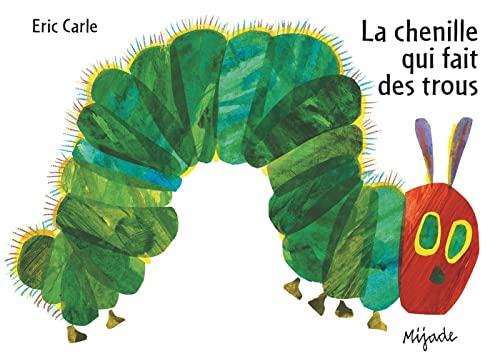 9782871421368: LA Chenille Qui Fait Des Trous
