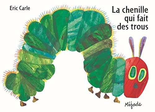 9782871421740: La Chenille Qui Fait Des Trous (French Edition)