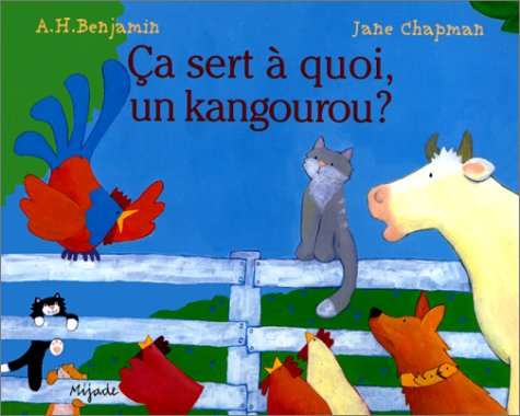 9782871421795: Ca sert a quoi un kangourou ?