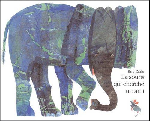 9782871421870: La Souris Qui Cherche un Ami (French Edition)