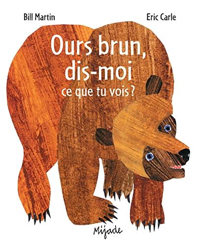 9782871421894: Ours brun, dis-moi