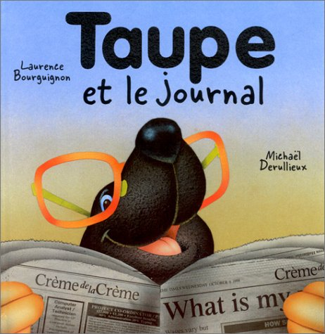 9782871422310: Taupe et le journal