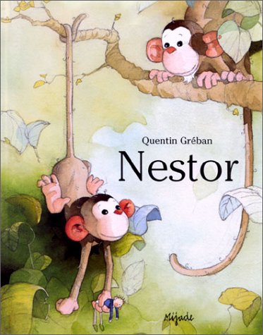 Nestor (9782871422433) by Greban, Quentin