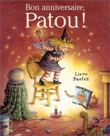 9782871423157: Bon anniversaire, Patou !
