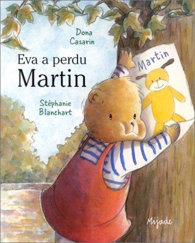 9782871423393: Eva a perdu Martin